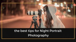 Night Portrait Photography