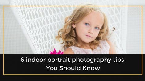 indoor portrait photography