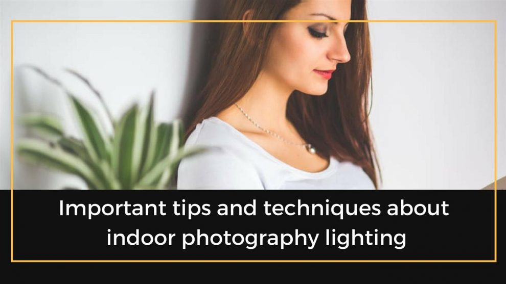 indoor photography lighting