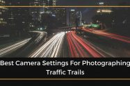 Photographing Traffic Trails