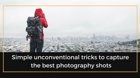 Simple photography tricks