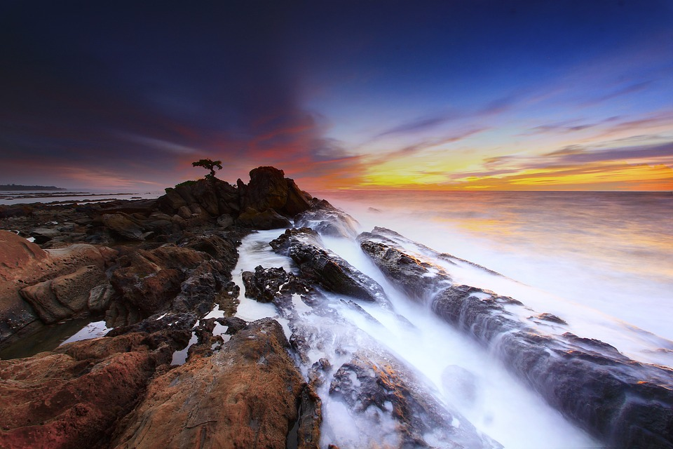 Long Exposure Landscape Photography ‫