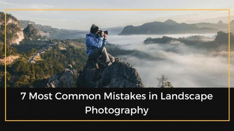 Mistakes in Landscape Photography
