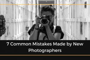 common photography mistakes