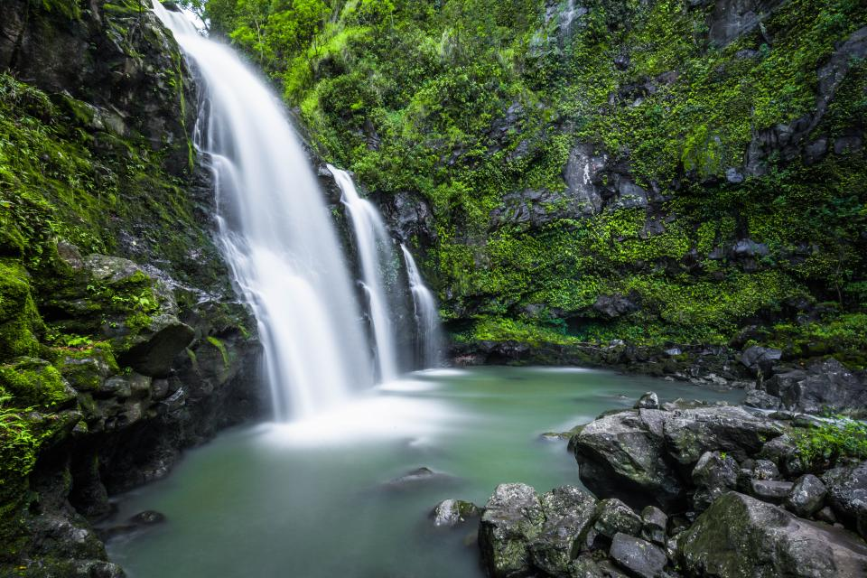 Tips for Shooting Waterfalls ‫