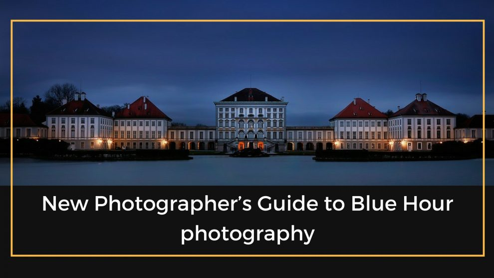 Blue Hour photography