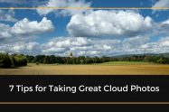 tips for Taking Cloud Photos